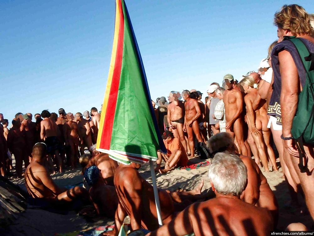 Compil photos Baise à la baie des cochons, Cap d'Agde n°5