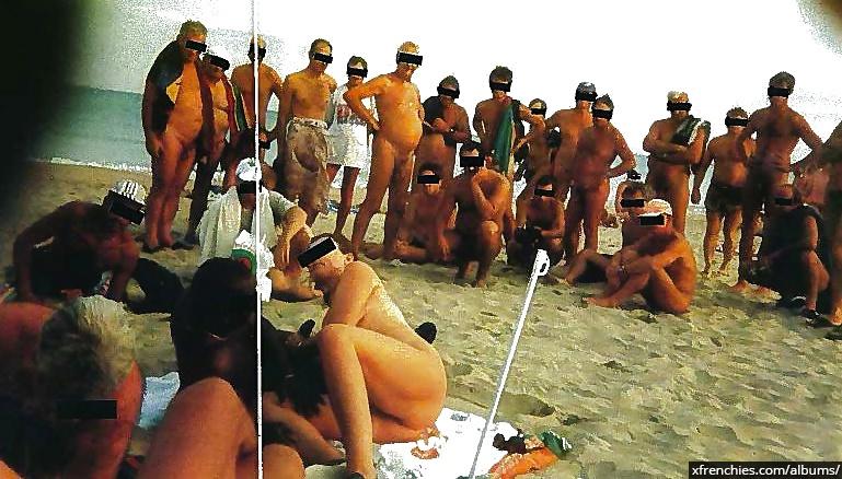 Compil photos Baise à la baie des cochons, Cap d'Agde n°6