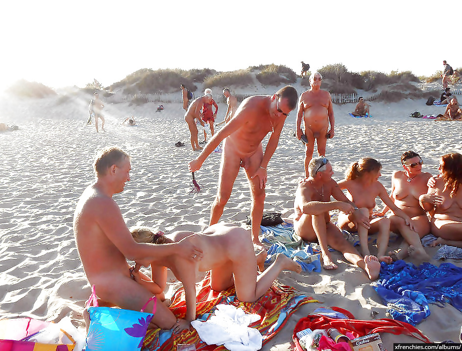 Compil photos Baise à la baie des cochons, Cap d'Agde n°10