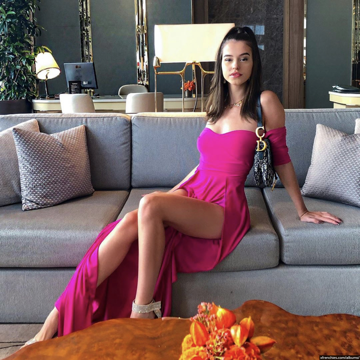 Léa Elui photos sexy instagram n°17