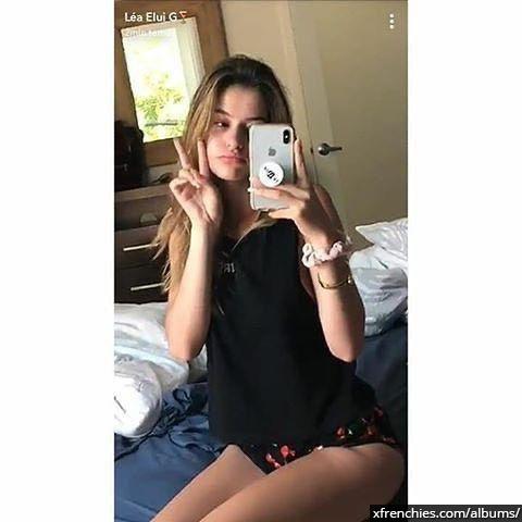 Léa Elui photos sexy instagram n°44