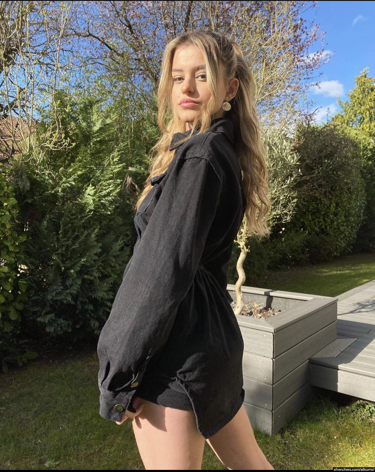 Léa Elui photos sexy instagram n°50