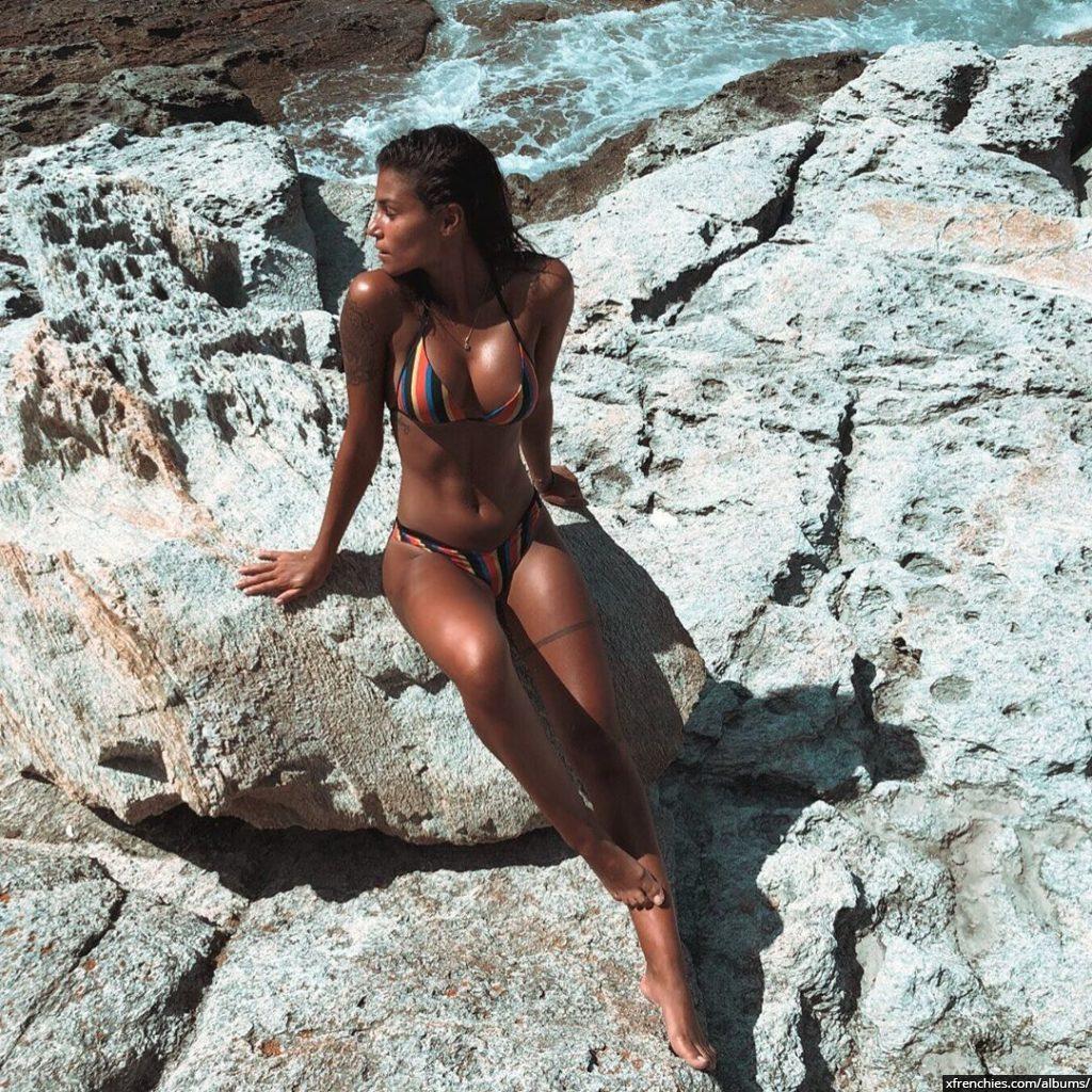 Photos Inès Loucif nue et sexy | Inès koh lanta n°16