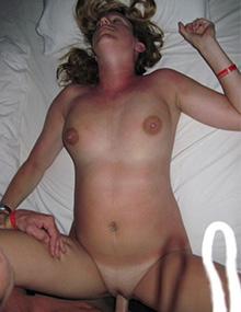 Photos privées secrètes de ma salope de femme