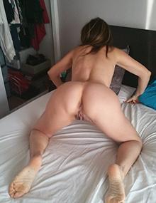 Photos secrètes sexys de ma femme | Française Amateur