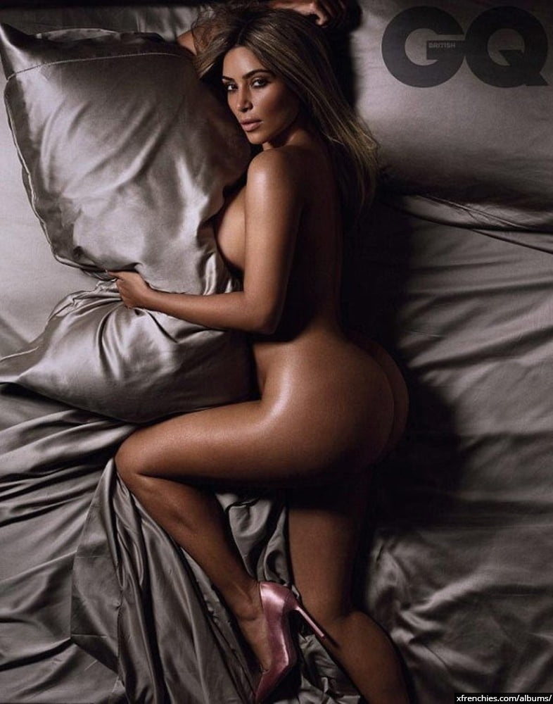 Leak et photos nues de Kim Kardashian n°1