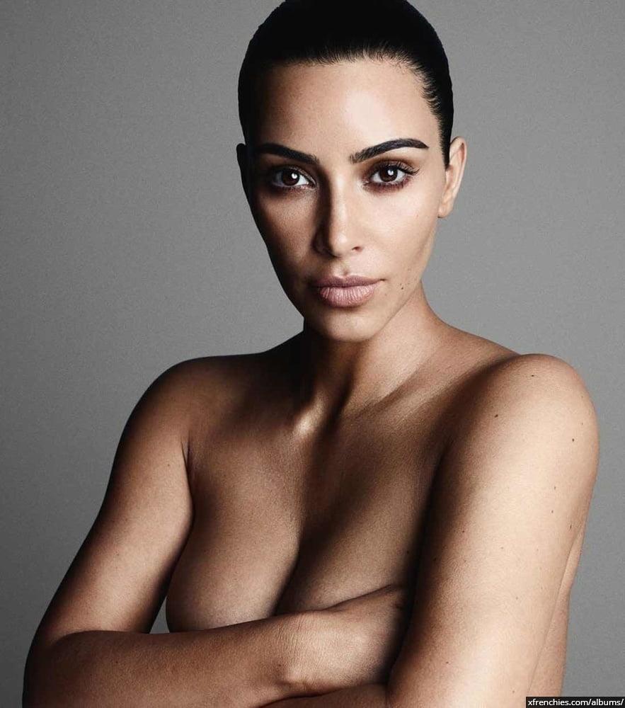 Leak et photos nues de Kim Kardashian n°4