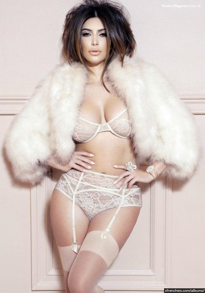 Leak et photos nues de Kim Kardashian n°8