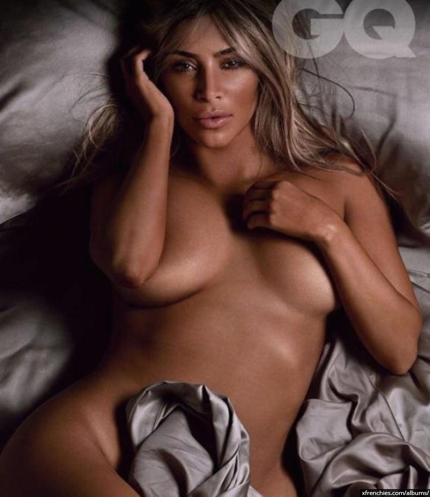Leak et photos nues de Kim Kardashian n°9