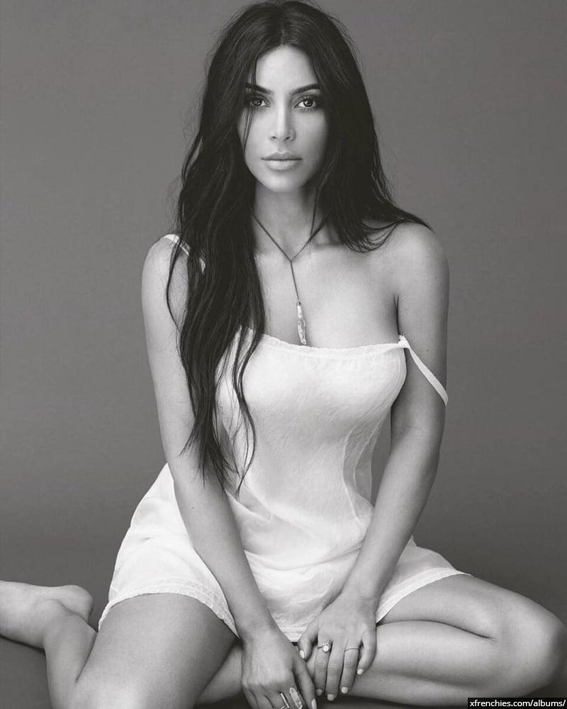 Leak et photos nues de Kim Kardashian n°10
