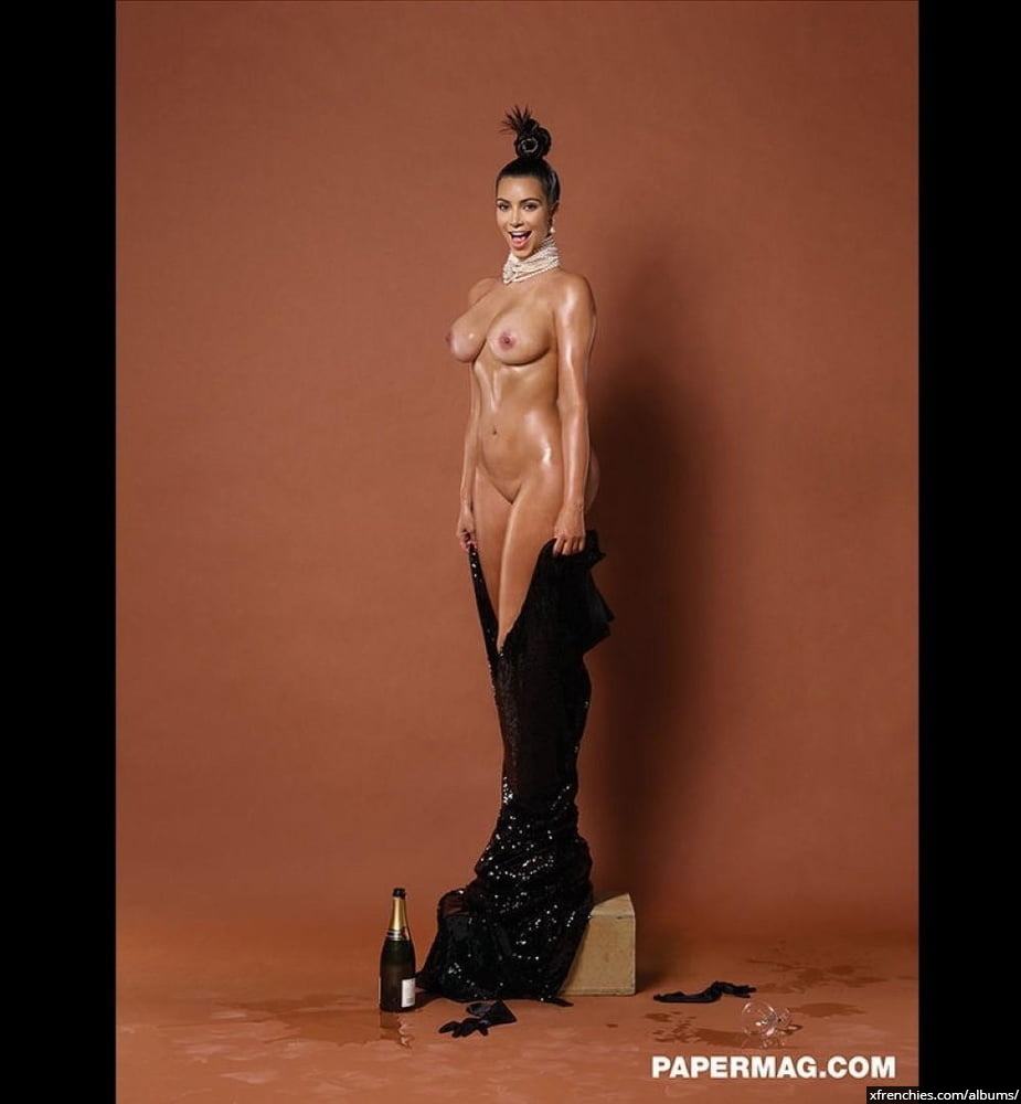 Leak et photos nues de Kim Kardashian n°15