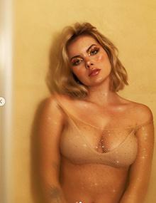 Photos très sexy et chaude de la youtubeuse Romy (Romane)