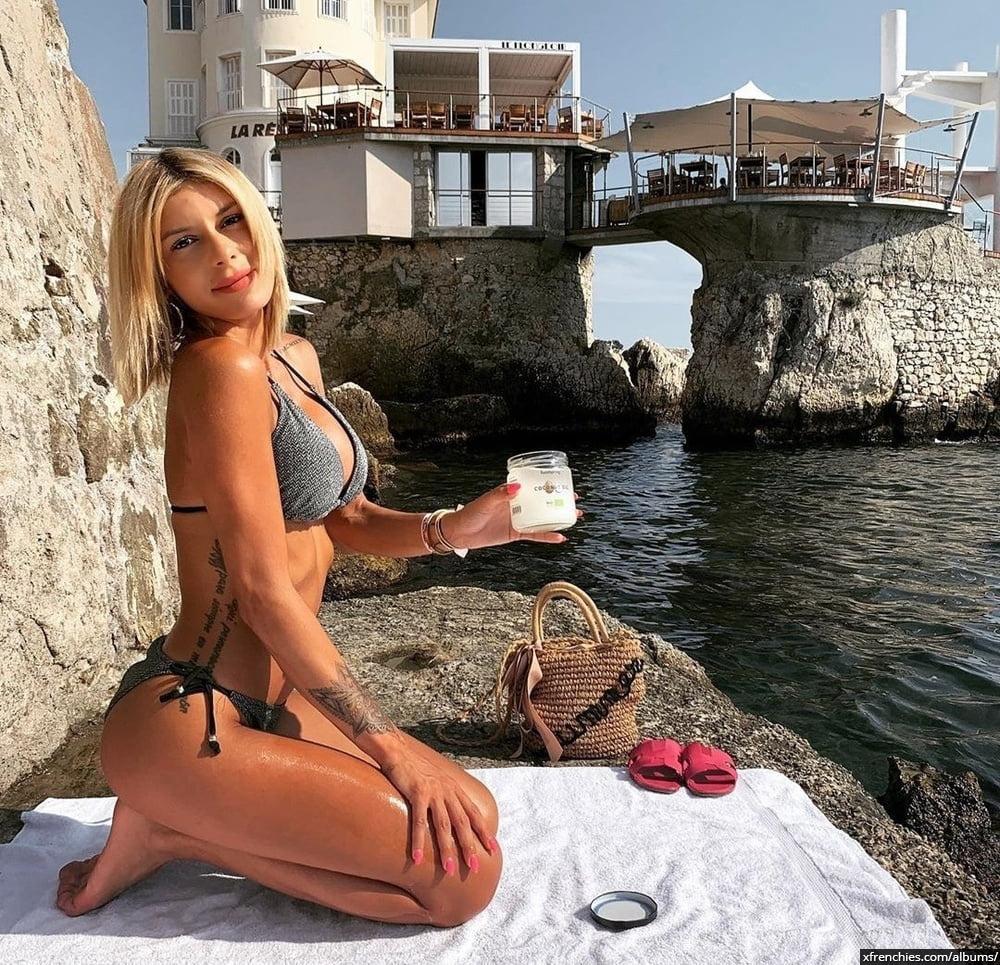 Sarah Lopez des anges, photos sexys en lingerie et sous-vêtements n°2