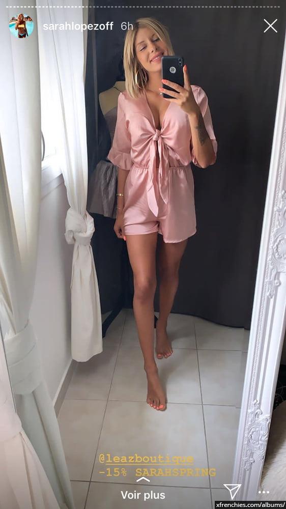Sarah Lopez des anges, photos sexys en lingerie et sous-vêtements n°40