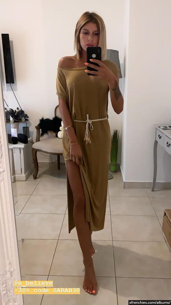 Sarah Lopez des anges, photos sexys en lingerie et sous-vêtements n°41