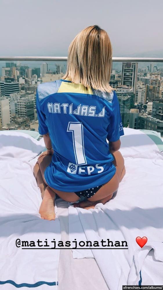 Sarah Lopez des anges, photos sexys en lingerie et sous-vêtements n°55