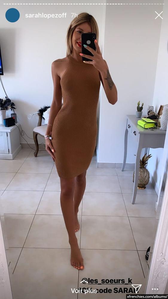 Sarah Lopez des anges, photos sexys en lingerie et sous-vêtements n°56