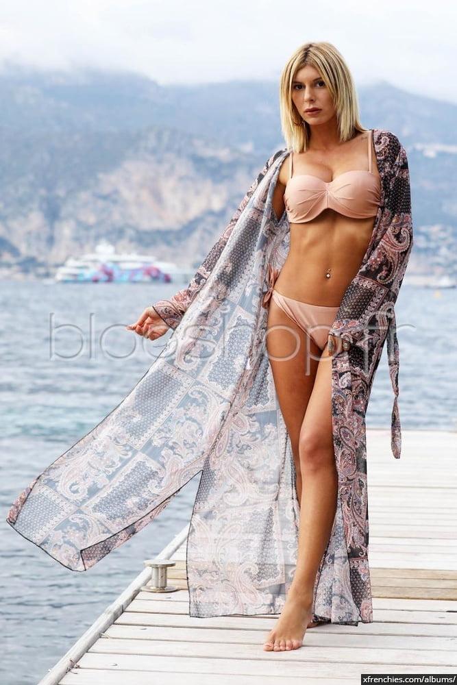 Sarah Lopez des anges, photos sexys en lingerie et sous-vêtements n°62