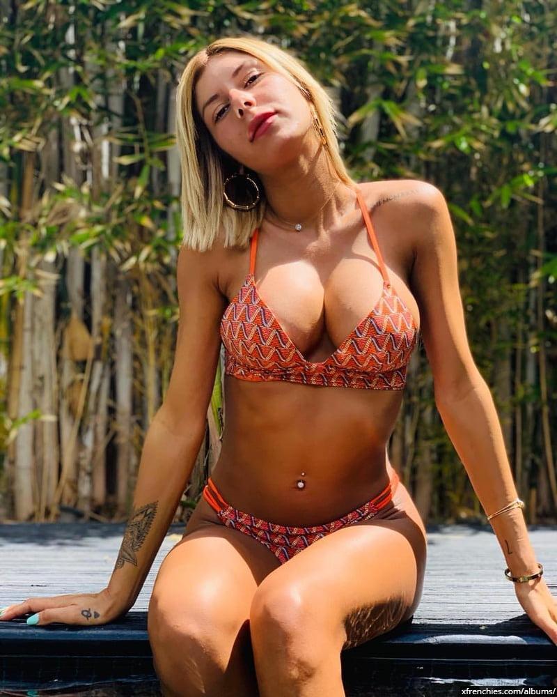 Sarah Lopez des anges, photos sexys en lingerie et sous-vêtements n°72