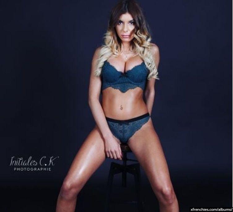 Sarah Lopez des anges, photos sexys en lingerie et sous-vêtements n°73