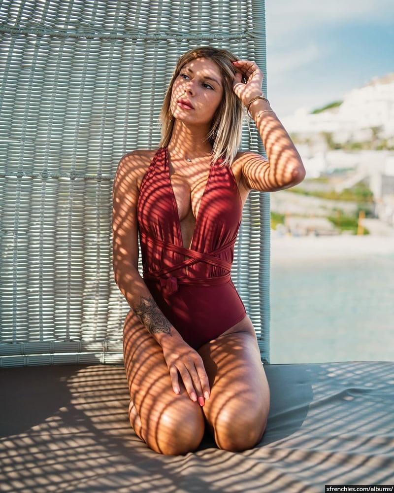 Sarah Lopez des anges, photos sexys en lingerie et sous-vêtements n°74