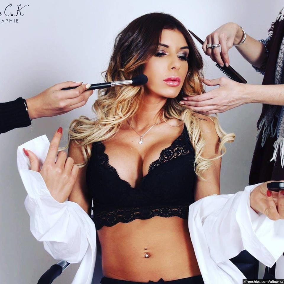 Sarah Lopez des anges, photos sexys en lingerie et sous-vêtements n°77