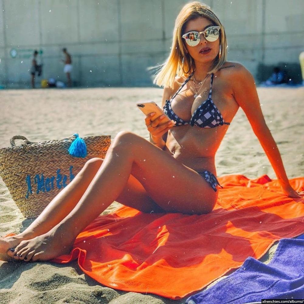 Sarah Lopez des anges, photos sexys en lingerie et sous-vêtements n°80