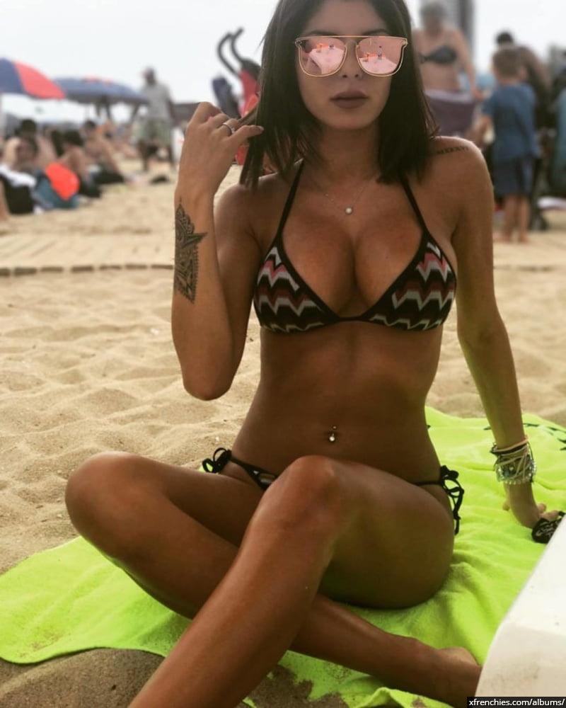 Sarah Lopez des anges, photos sexys en lingerie et sous-vêtements n°82