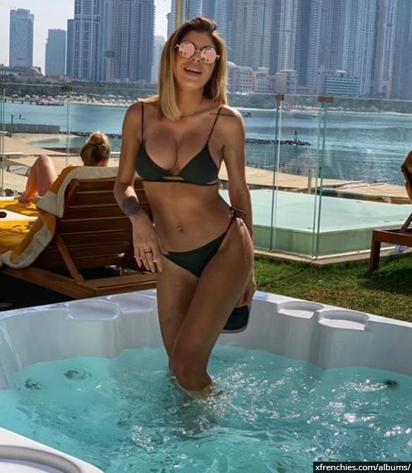Sarah Lopez des anges, photos sexys en lingerie et sous-vêtements n°90